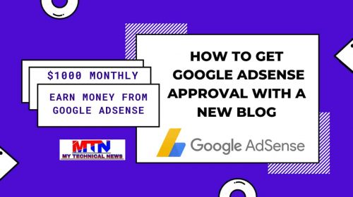 Best Strategy To Qualify For Adsense Through Blogger In 2020
