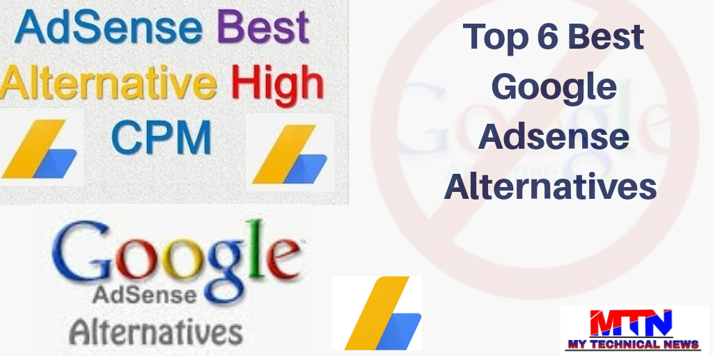 What are the best Google AdSense alternatives in 2019?