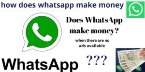 How Does WhatsApp Make Money? WhatsApp Revenue Model