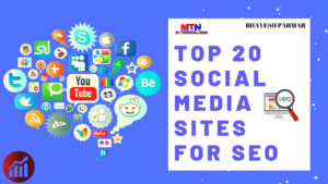 TOP 20 MOST POPULAR SOCIAL NETWORKING SITES for SEO in 2019