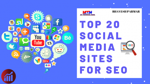 Top 20 Most Popular Social Networking Sites For SEO In 2019-20