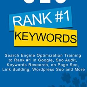 SEO: Search Engine Optimization Training to Rank #1