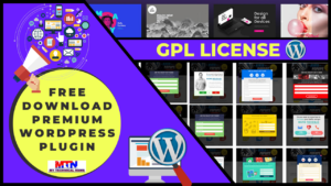 Free Download Premium WordPress Plugins-GPL License.