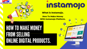 How To Make Money From Selling Online Digital Products.