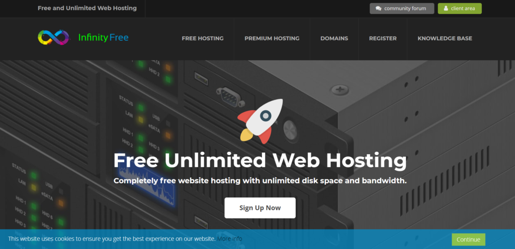 HOW TO GET A FREE DOMAIN NAME AND WEB HOSTING.