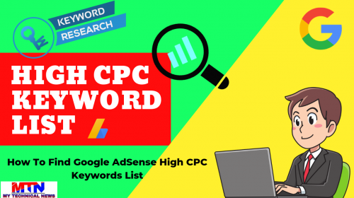 Highest CPC Keywords and Best Adsense Niches In 2020