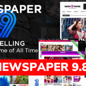Newspaper: Blog/Magazine Theme 9.8 Latest Update
