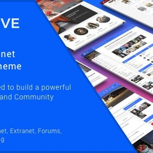 Thrive – Intranet & Community WordPress Theme Free Download