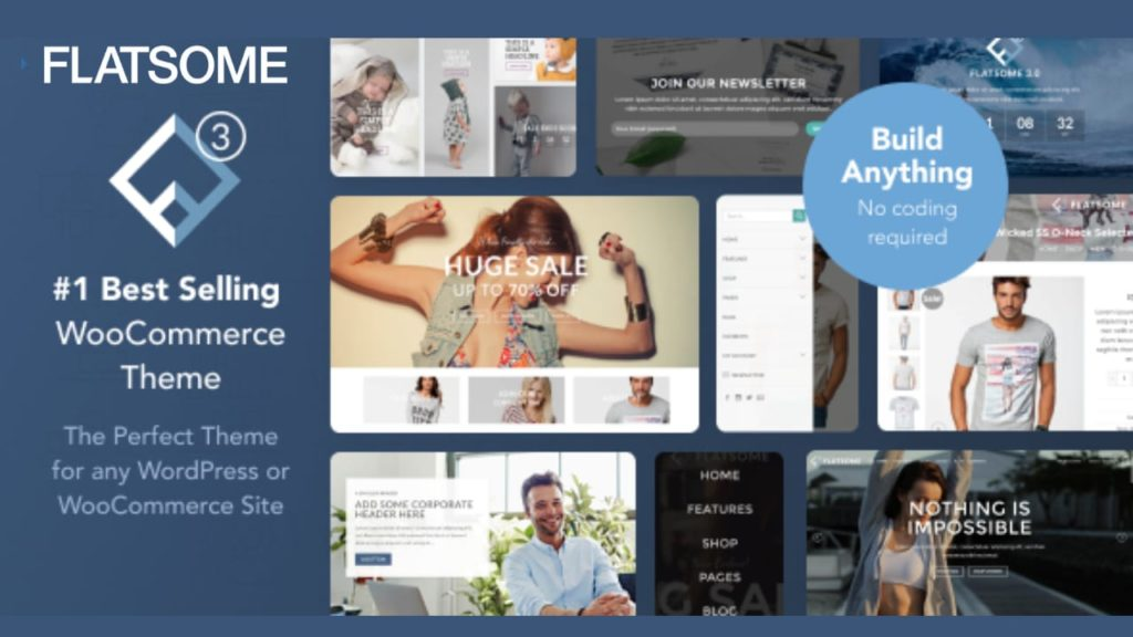 Flatsome | Multi-Purpose Responsive WooCommerce Theme