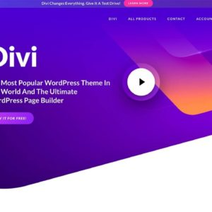 Divi Builder Plugin Free Download