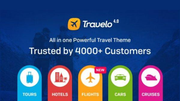 Travelo - Travel/Tour Booking Responsive WordPress Theme