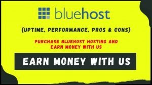 Purchase Bluehost Hosting And Earn Money With Us | 100% Trusted