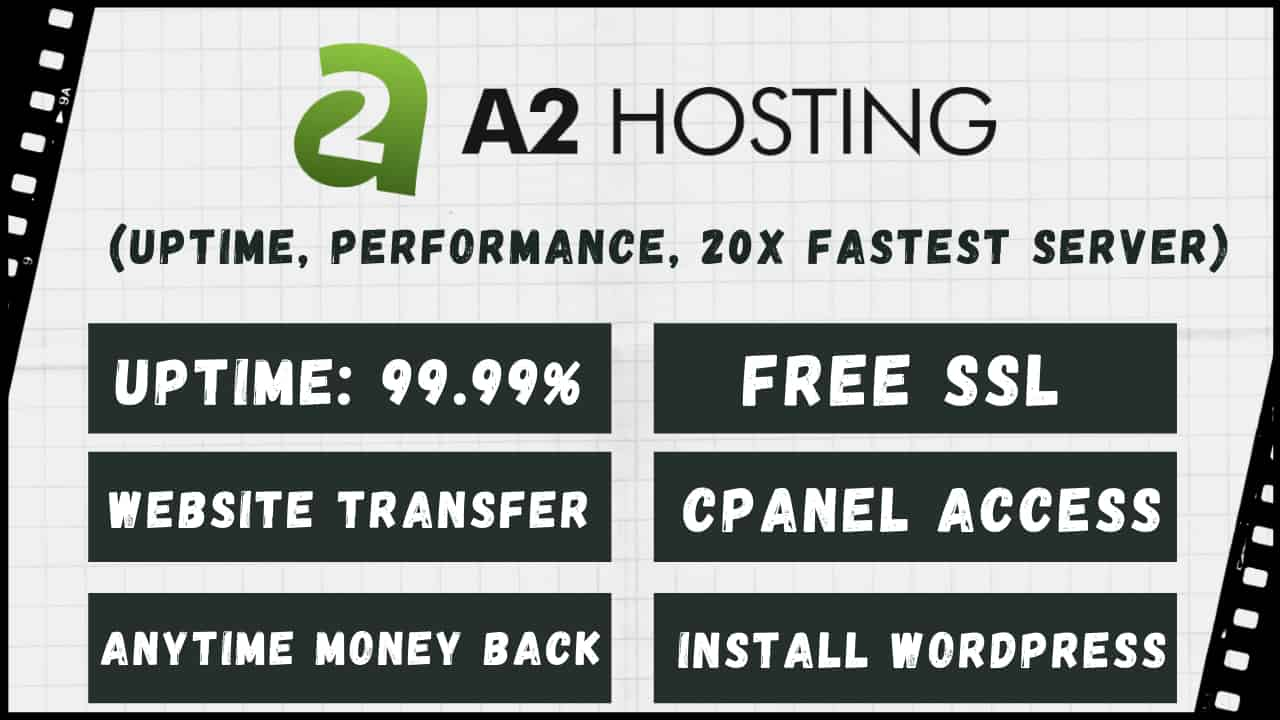 20X Fastest Web hosting At Lowest Price | Free SSL