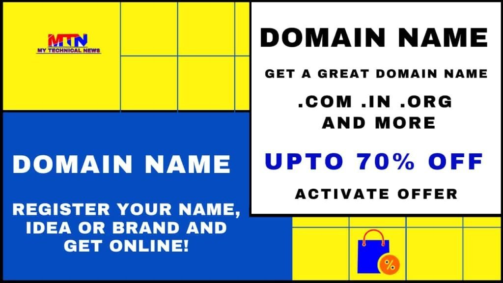 Best Domain Name Coupons, Deals & Discounts