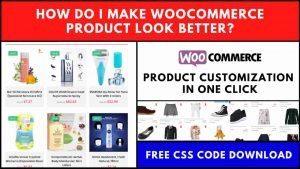 How Do I Customize The Woocommerce Product Layout For Free?