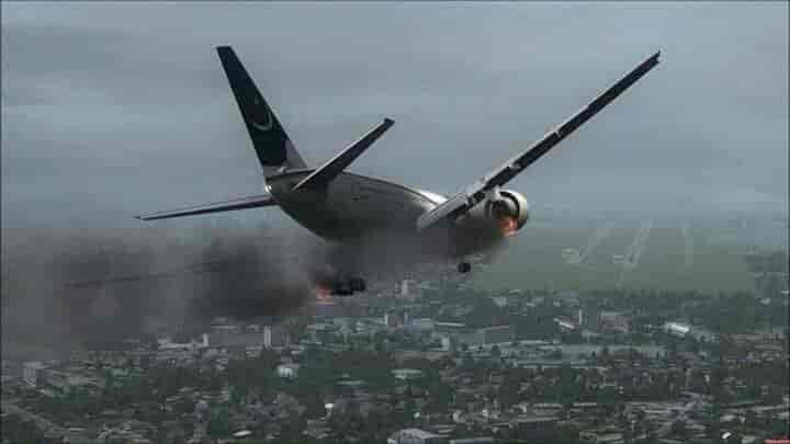 Pakistan Plane Crash: Lahore Karachi Plane Crashes, Photos, And Videos | 100 Onboard Crashes.