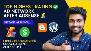 Quick Approval Google Adsense Alternatives For Your Website/Blog In 2020